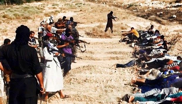 ISIS yang Ambil Alih Kota di Irak, Siapa Mereka?