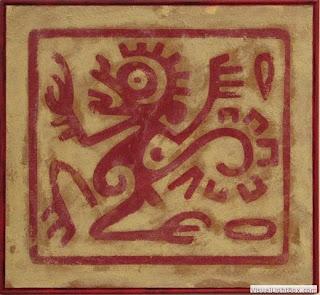 Wat is Ozomatli - mythische aap - Azteken
