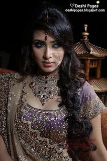bangladeshi model