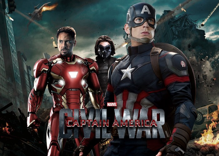 Captain America-Civil War