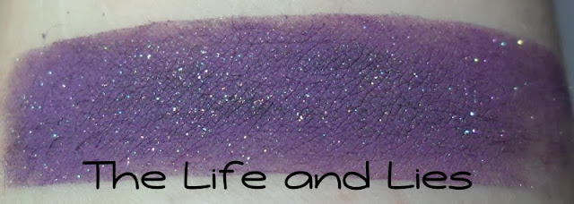 Victorian Disco The Life and Lies Swatch