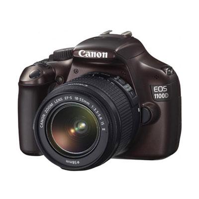 Spesifikasi dan Harga CANON EOS 1100D Kit