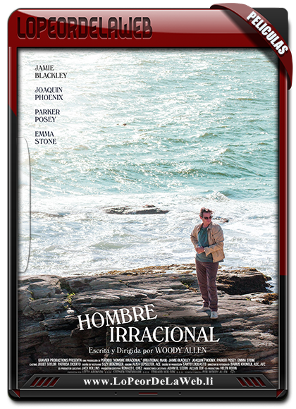 Un Hombre Irracional (2015) BRrip 720p Latino [Mega]