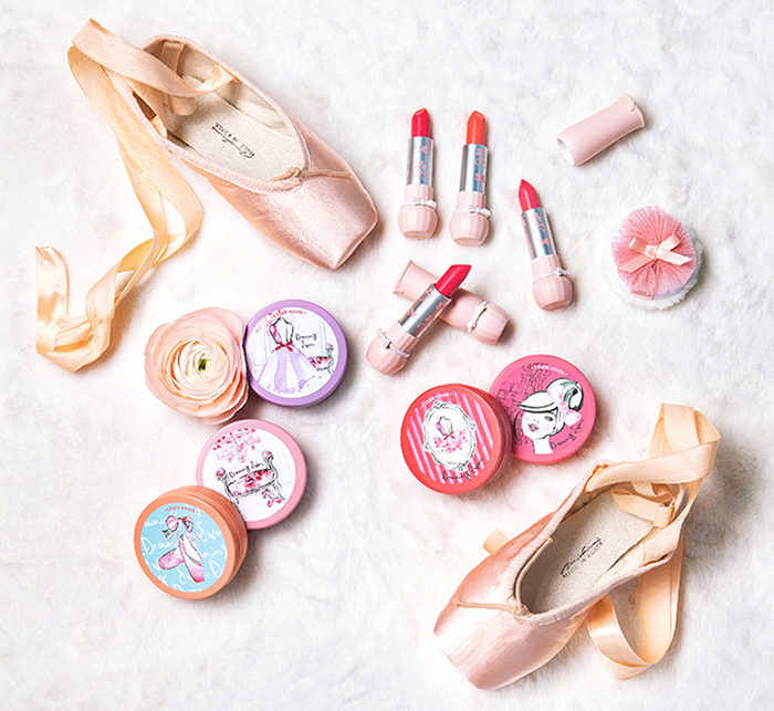 Etude House Dreaming Swan Kerrie Hess Spring Collection