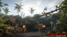 crysis 3 the lost island dlc screen 2 Crysis 3 (Multi Platform)   The Lost Island Multiplayer DLC Pack   Screenshots & Press Release