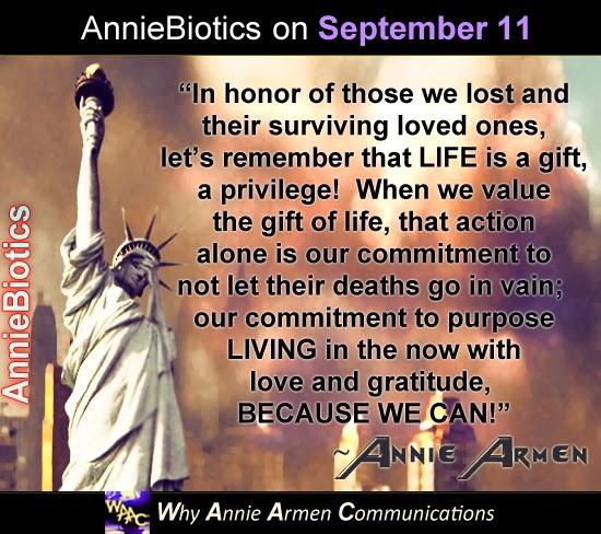 September 11 Quotes   WhyAnnieArmen.com