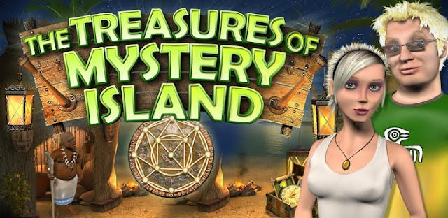 The Treasures of Mystery island 2013