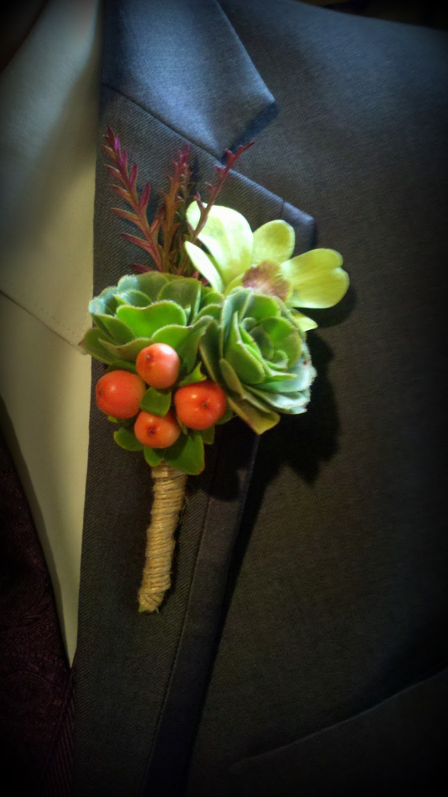 The Posy Peddler Escondido Wedding Florist 2012 Lake