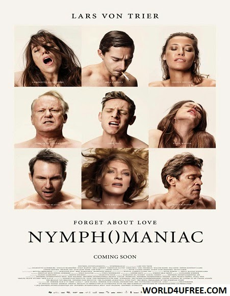Nymphomaniac Vol. 2 2013 BRRip 480p 300mb ESub