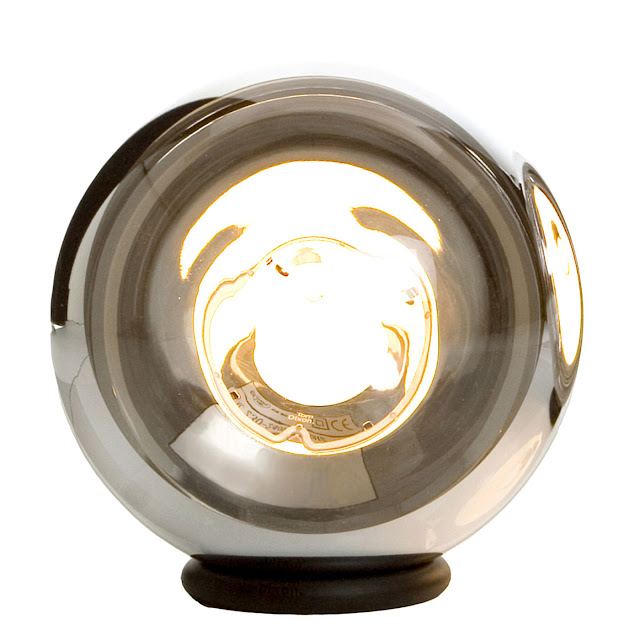 tom dixon mirror ball floor bodenleuchte