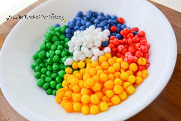 Flavored Tapioca Pearls