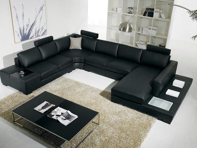 Juegos de muebles de sala modernos | Consejos para comprar