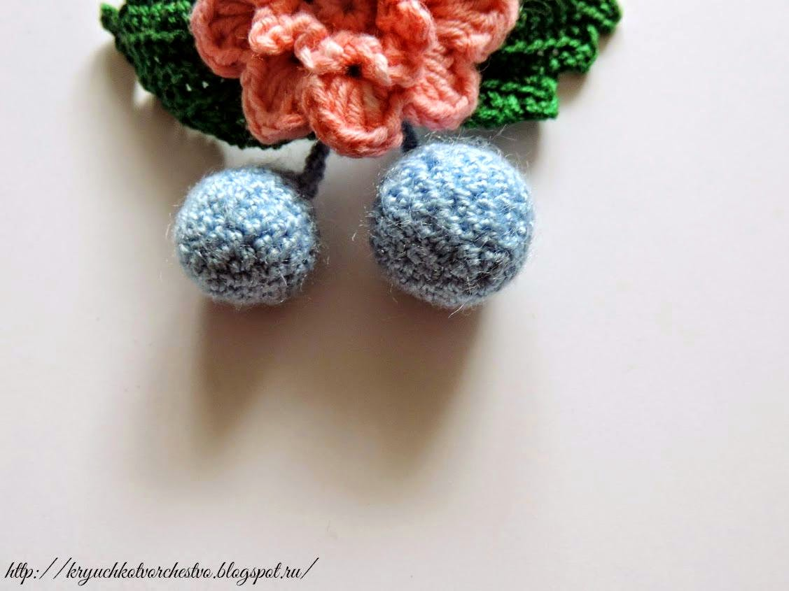 аксессуары для волос, вязание крючком, вязаные украшения, вязаные цветы,