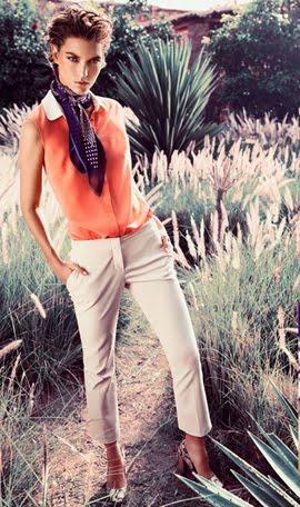 pantalones primavera verano 2012 mujer