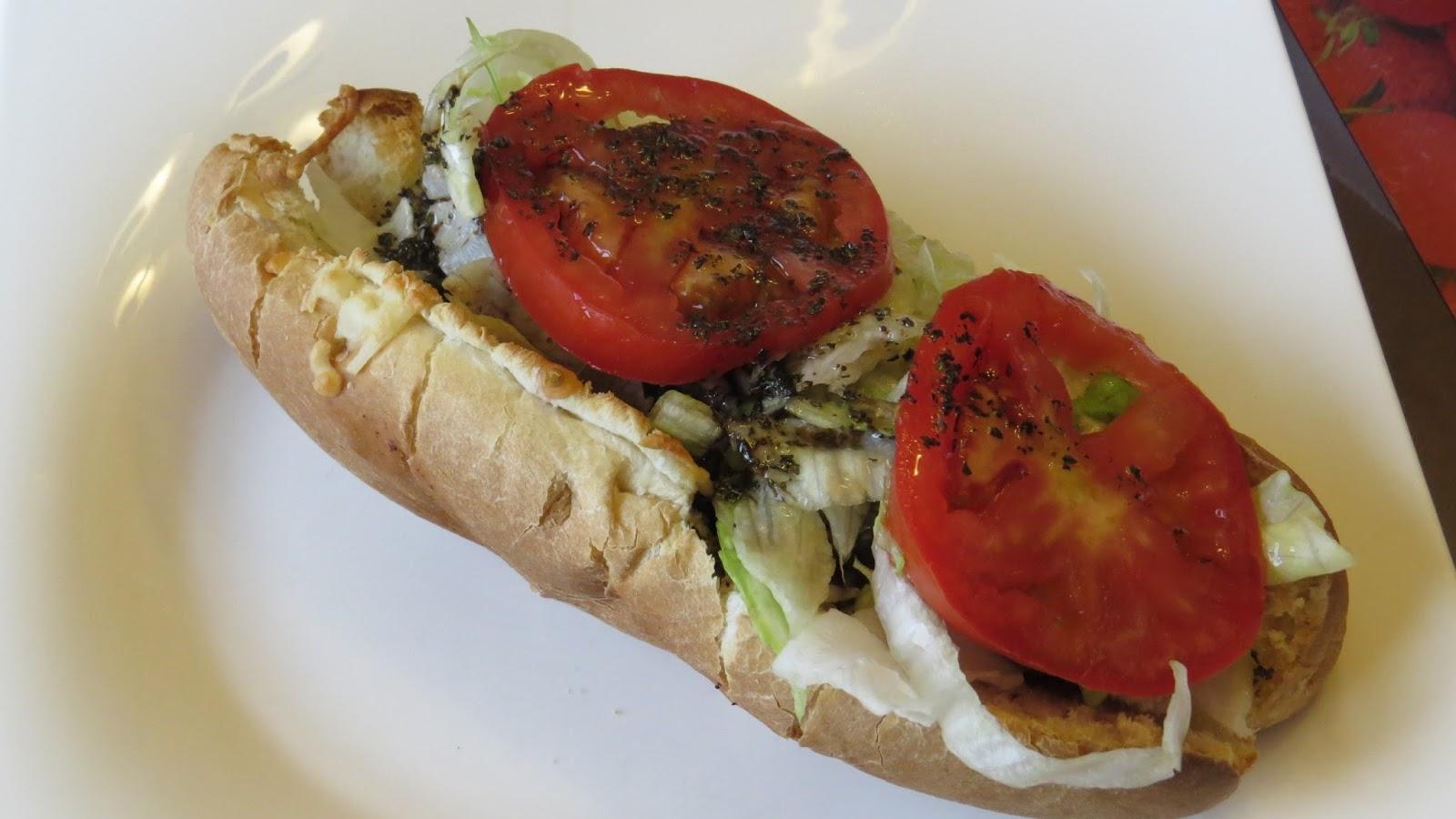 Cuisine chic et simple sous marin au boeuf de brigitte et for Cuisine ricardo