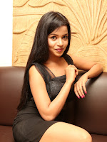 Bhavya sri New glam photo shoot-cover-photo