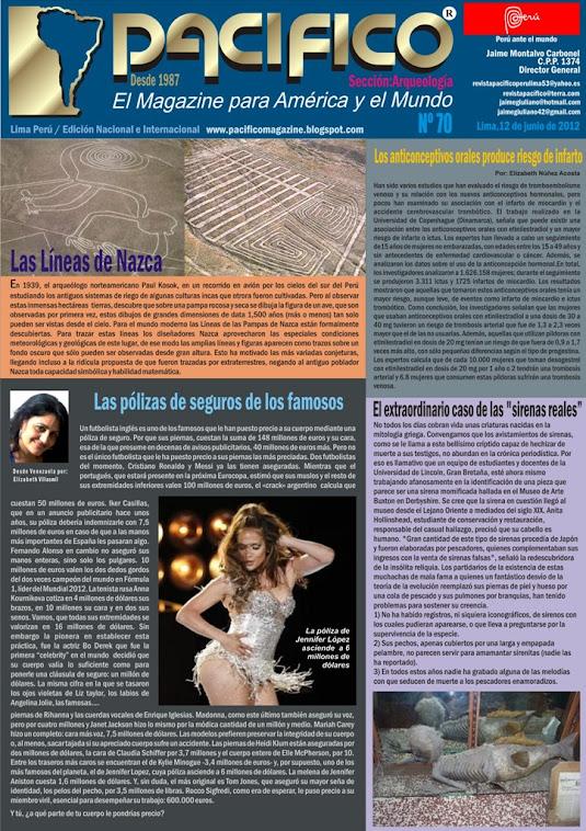 Revista Pacífico Nº 70 Arqueología