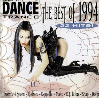 Dance Trance - The Best Of 1994