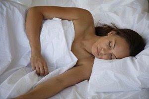 Tidur Tidak Memakai BH