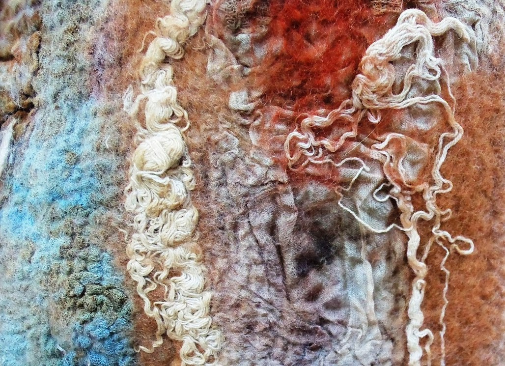 Ave's Rave....NZ Textile/Fibre Artist. Averil Stuart-Head.