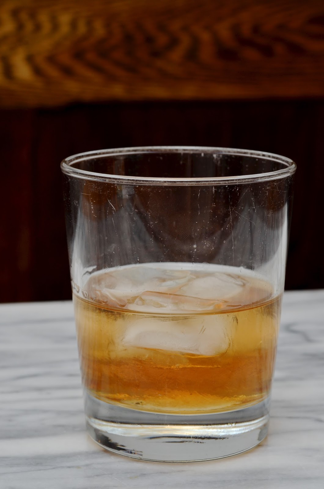 the gin old fashioned | cocktail recipe