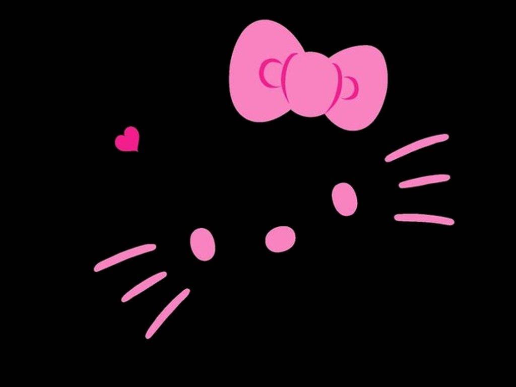 Cool Wallpaper Hello Kitty Laptop - black-hello-kitty-wallpaper  Trends_17112.jpg