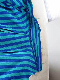 Easy breezy skirt sew along, day #4 | Bobbins of Basil