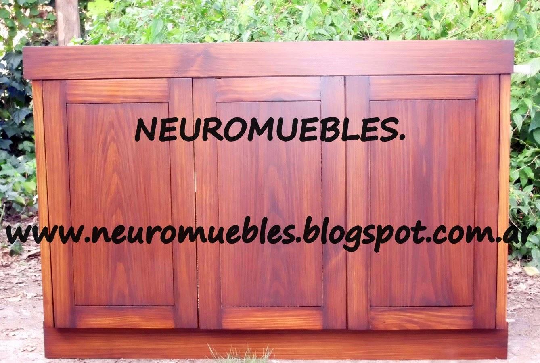 Neuromuebles mueble para un ante ba o finalizado for Ante banos disenos
