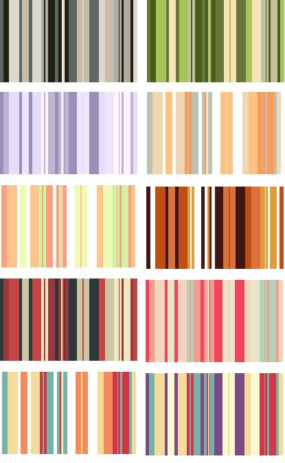 free colorful striped photoshop patterns