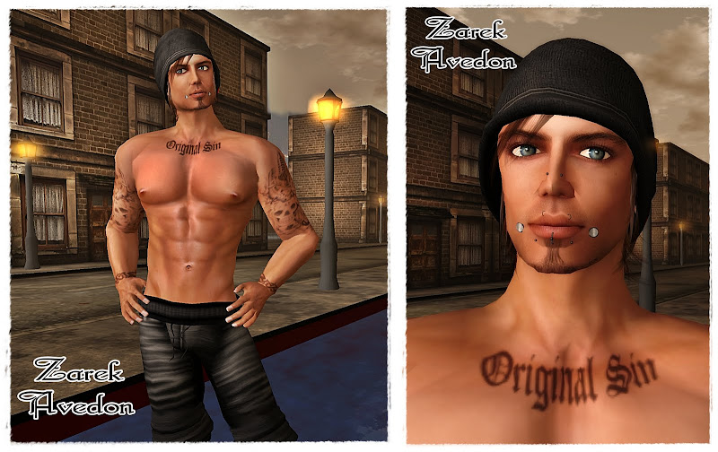 Este tattoo free llamado Original Sin lo puedes encontrar en Custom  title=