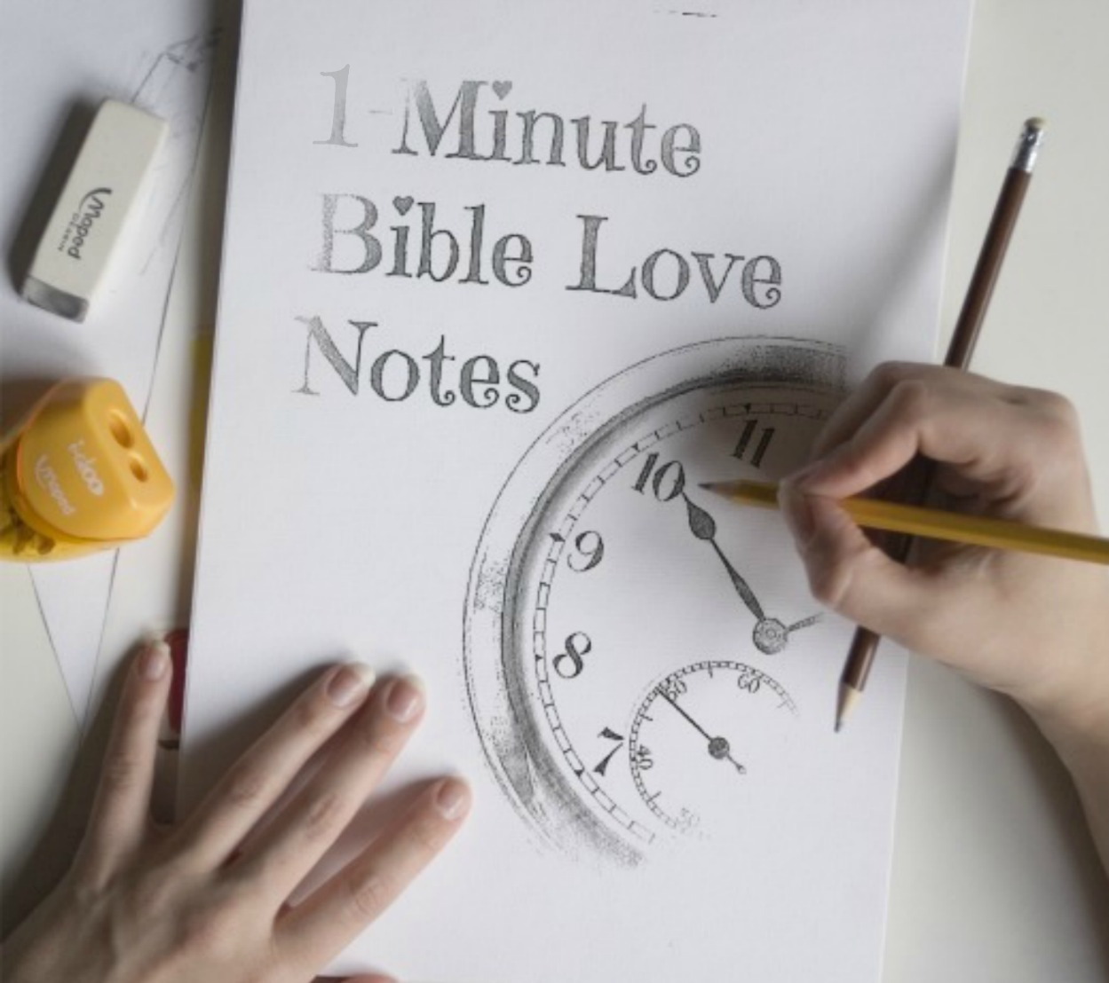 Exhaustive Archive of Bible Love Notes