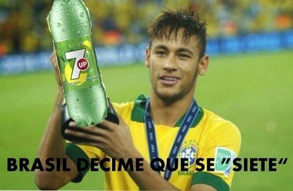 Los Mejores Memes de la Eliminacion de Brasil, Mundial Brasil 2014