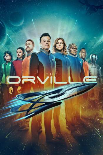 The Orville 1ª Temporada Torrent – WEB-DL 720p/1080p Dual Áudio