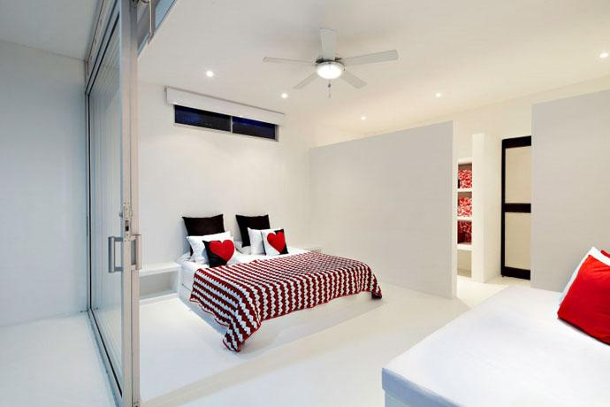 Desain Rumah Bertingkat Minimalis Modern