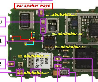 Nokia 6303i speaker problem
