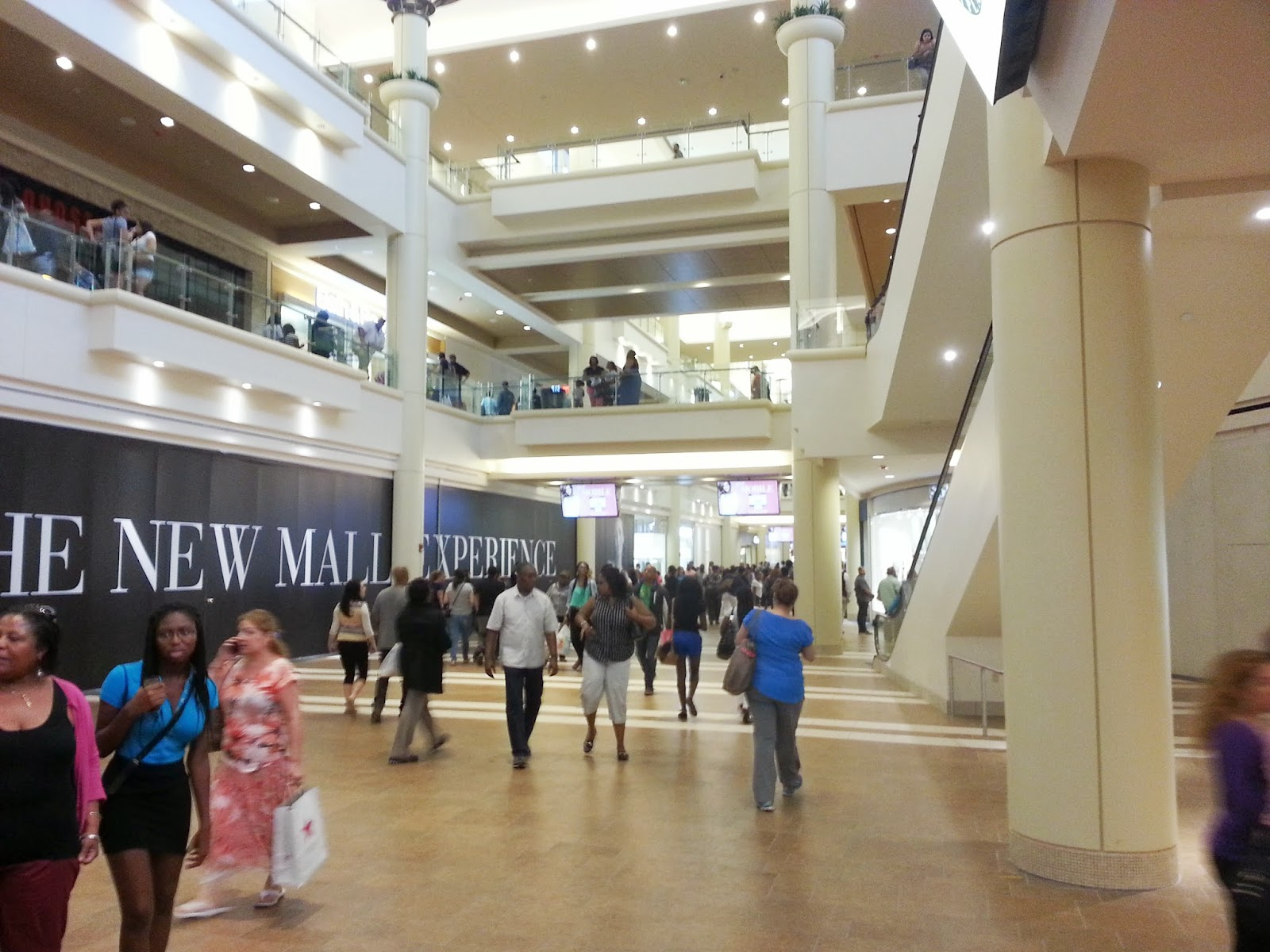 Gerber S World The Mall At Bay Plaza What A Mall