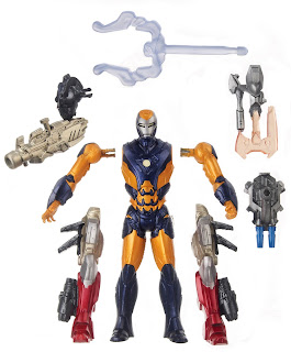 "Hasbro Marvel Universe 3.75"" Iron Man 3 - Assemblers - Super-Collider Armor"