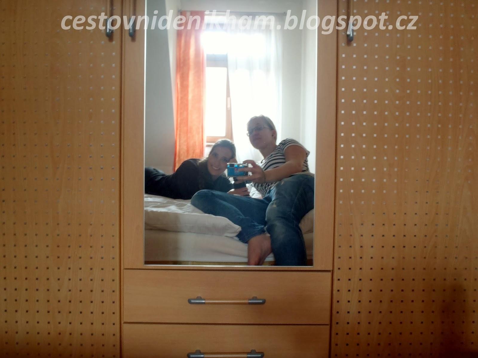 hotelový pokoj Karlovy Vary