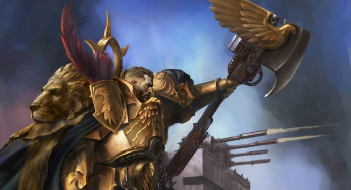 Adeptus Custodes Codex Preview: Heroes