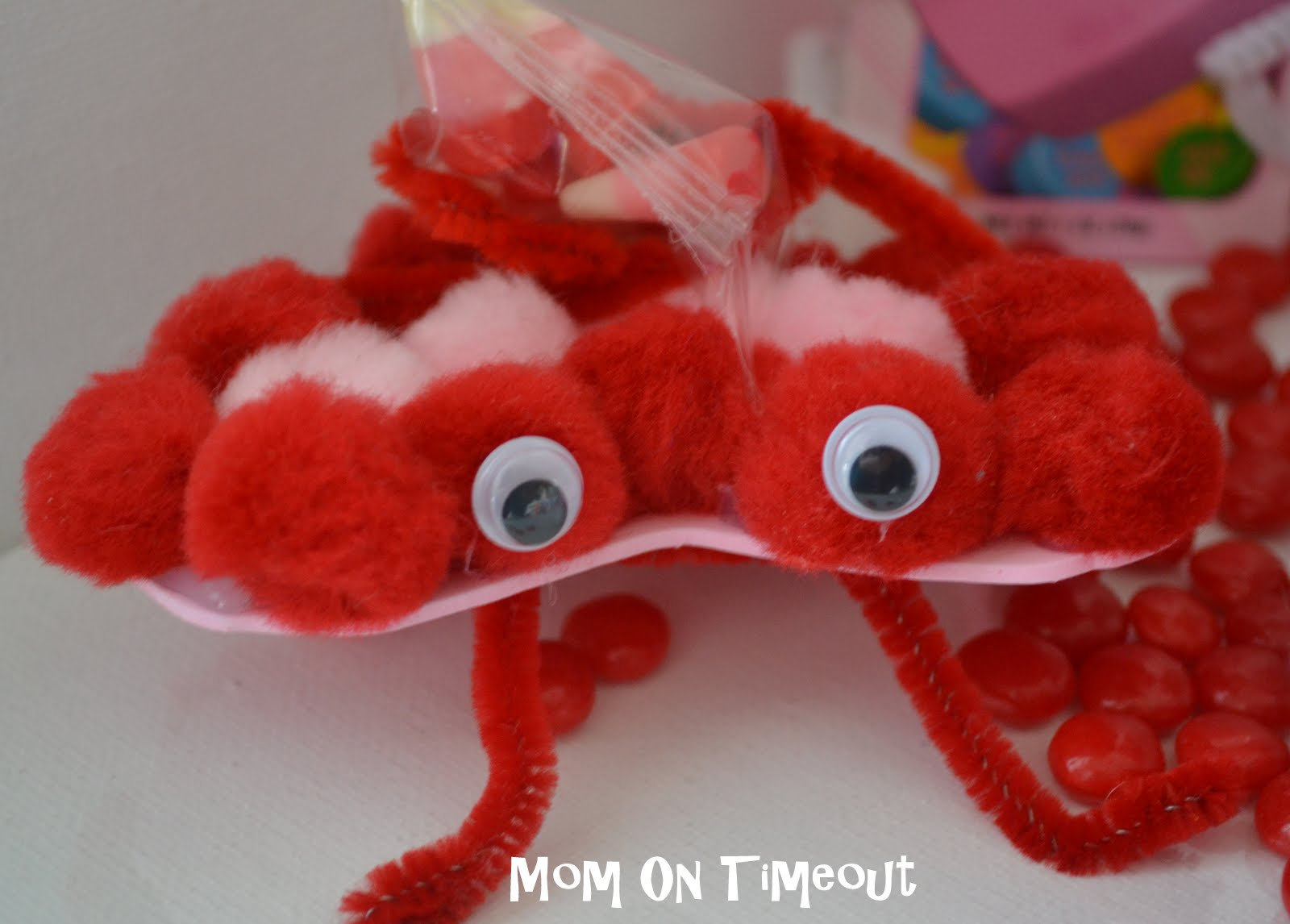 Valentine love bug craft - Valentine Love Bug Craft 32