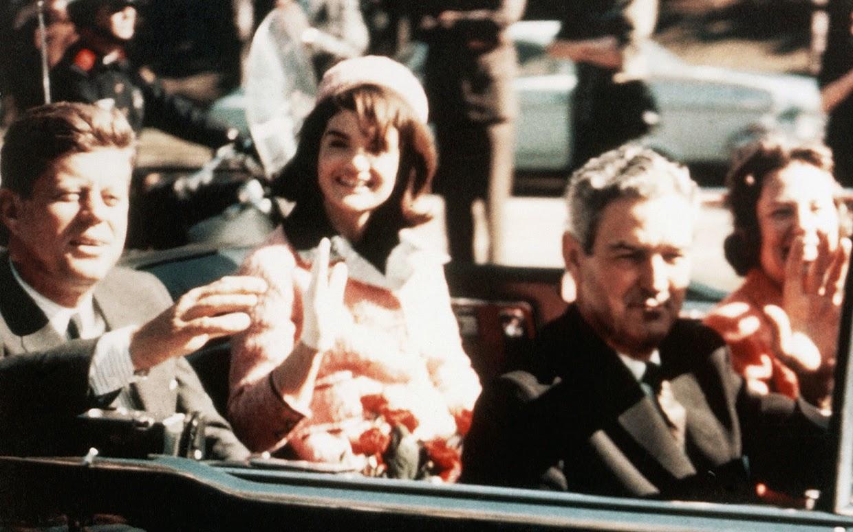 jackie kennedy assassination dress blood - photo #13