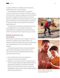 Apoyo Primaria Ciencias Naturales 3er grado Bloque I Tema 1 Movimientos del cuerpo y prevención de lesiones