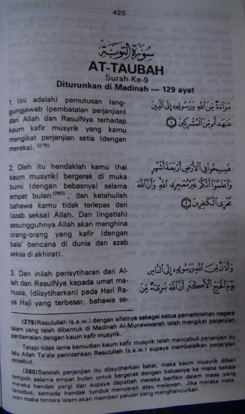 Jumlah Ayat Dalam Quran Sebanyak 6666 adalah Karut! Sila Kira Semula