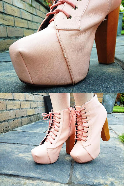 Jeffrey Campbell dupes Boohoo.com