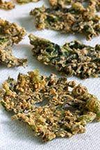 Krispy Kreme Kale Chips