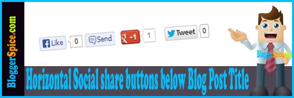 social bookmark widget