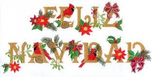 happy holiday, feliz navidad