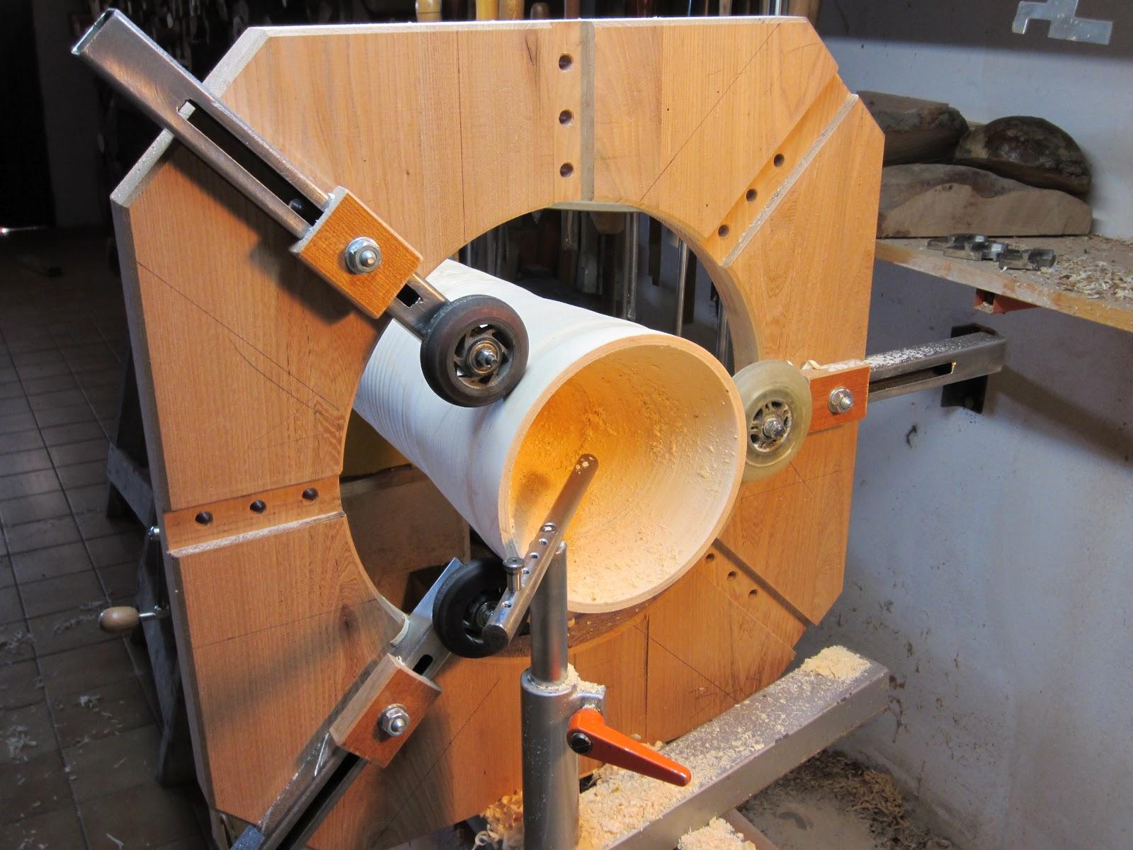 Mon tour bati b ton outillage tournage sur bois for Fabriquer un miroir de telescope