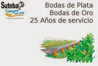 BODAS DE ORO-PLATA- 25 AÑOS DE SERVICIO