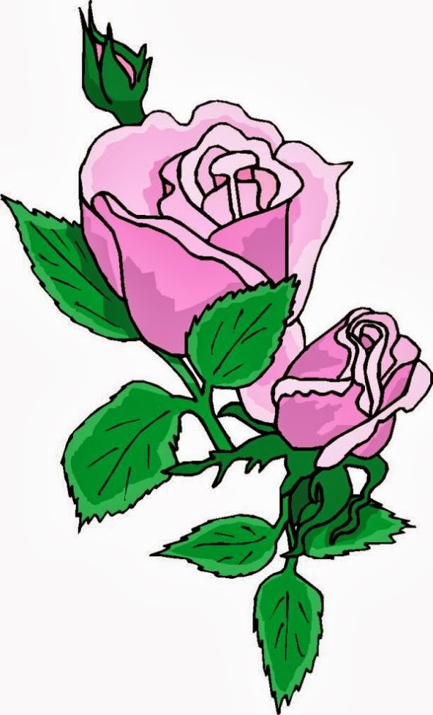 free clipart roses flowers - photo #48